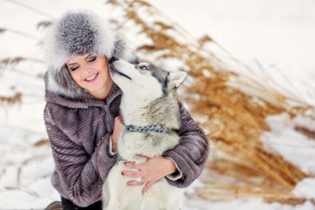 犬が飼い主の鼻や耳をなめる理由
