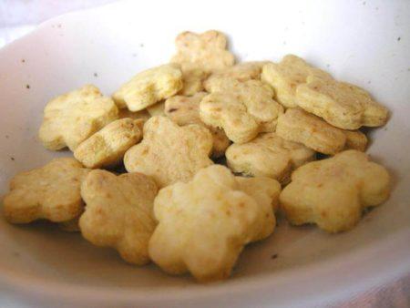 犬用にんじんクッキーレシピ
