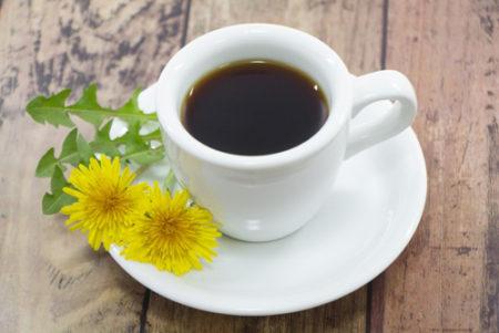 犬にカフェインレスのコーヒー