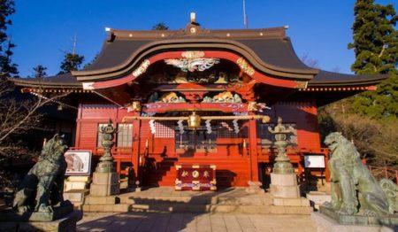 犬と行ける神社武蔵御嶽神社(東京都青梅市)